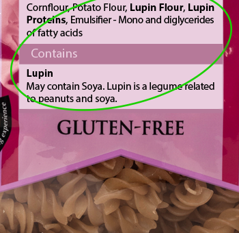 Lupin Label