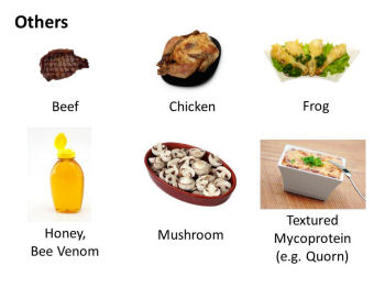 Allergenic Foods and their Allergens, with links to Informall